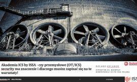 Akademia ICS by ISSA 21.10.2020 #1
